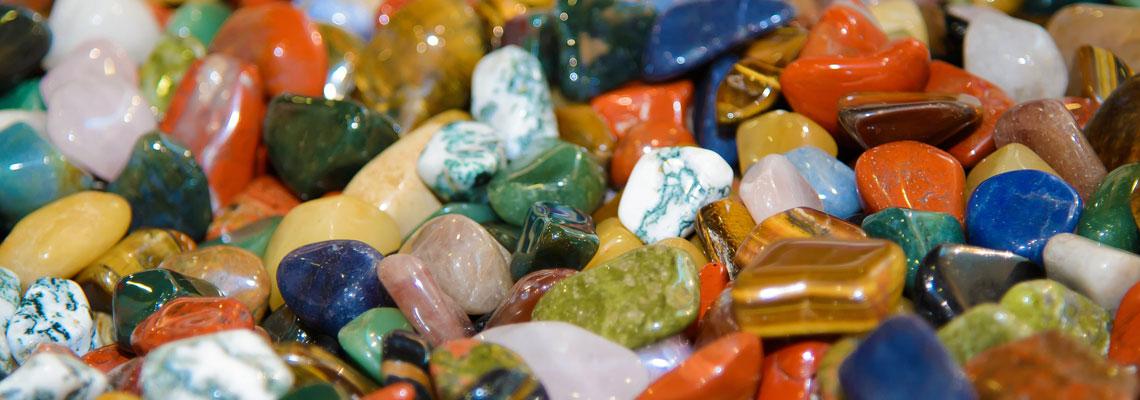 Les pierres de santé