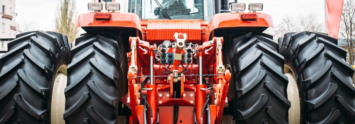 Attelage de tracteur
