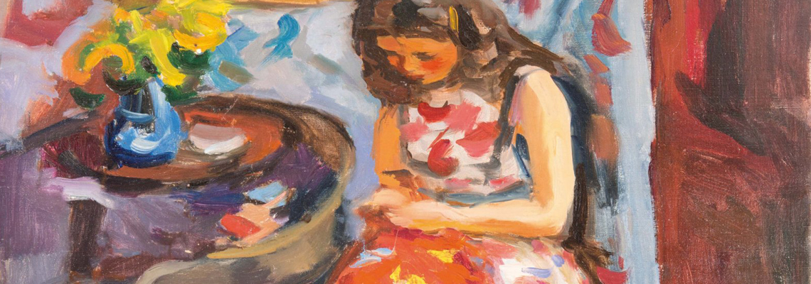 peinture de Pierre Cornu